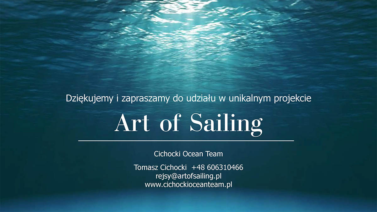 Art of Sailing 10